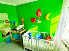 Baby Boom - Duna Parque Hotel Group, apartment in Vila Nova de Milfontes