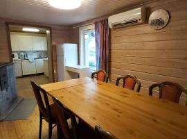 Hideaway Cottage, hôtel à Ivalo
