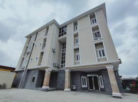 Residency Hotel Lagos Airport、ラゴスのホテル