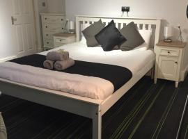 Queens Guesthouse Manchester, hotel in Manchester