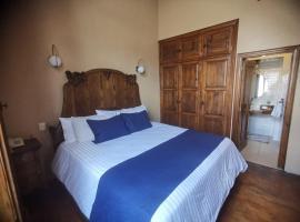Hotel Boutique Casa de las Manrique, отель в городе Гуанахуато