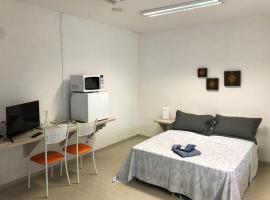 Loft no centro de Joinville com Smart TV, apartment in Joinville