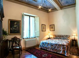 Hotel Santa Caterina, отель в Сиене
