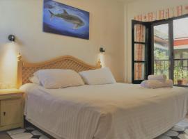 Hotel Belmar, hotel en Isla Mujeres