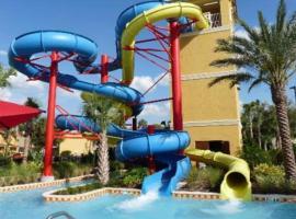 Fantasy World Resort by Elite Vacation Homes, villa in Kissimmee