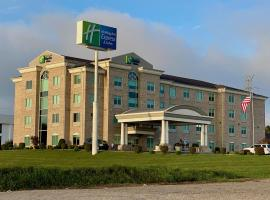 Holiday Inn Express Hotel & Suites Somerset Central, hotel in Somerset