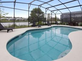 6BR Mansion By Disney - Family Resort - Private Pool, BBQ, hotel in Kissimmee