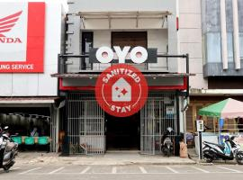 OYO 1191 Monalisa Residence And Cafe, hotel in Padang