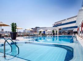 Crowne Plaza Dubai Deira, hotel in Deira, Dubai