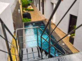 Casa Sofia suites boutique, отель в городе Монтеррей