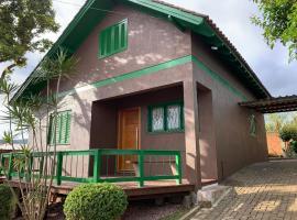 Casa Familiar - Aluguel de Temporada Gramado, villa em Gramado