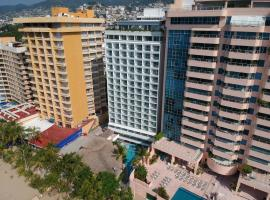 SNTSS by Bnow Hotels, hotel en Acapulco