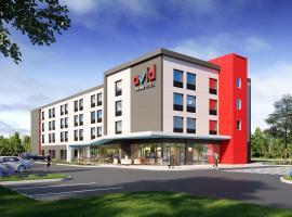 avid hotels - Austin - Tech Ridge, an IHG Hotel, hotel Disch-Falk Field - University of Texas környékén Austinban