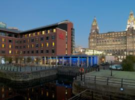 Crowne Plaza Liverpool City Centre, an IHG Hotel, hotel in Liverpool