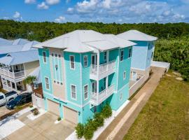 Aqua House - Private Heated Pool, by the Beach, vacation rental in Panama City Beach