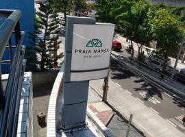 Flat Praia Mansa 105, apartment in Fortaleza