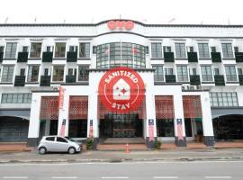 OYO 44098 Sutera Inn Prima, hotel di Kota Bahru