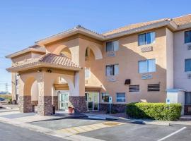 Comfort Inn & Suites near Kino Sports Complex, hotel near Tucson International Airport - TUS, Tucson