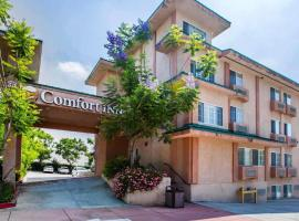 Comfort Inn Monterey Park - Los Angeles, hotel near California Science Center, Monterey Park