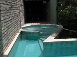 Prive Verde Mar FLAT 02, pet-friendly hotel in Porto De Galinhas