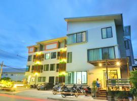 City Ratsada Apartment, hotel in Lampang