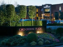 벨파스트에 위치한 호텔 Crowne Plaza - Belfast