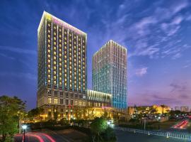 Crowne Plaza Wuhan Development Zone, hotel in Wuhan