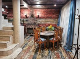 Лофт в 2х уровнях, hotel with jacuzzis in Krasnodar