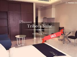Tribeca by Homes Asian, budget hotel in Kuala Lumpur