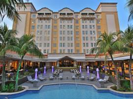 Real Intercontinental Metrocentro Managua, an IHG Hotel, hôtel à Managua près de: Aéroport international de Managua - MGA