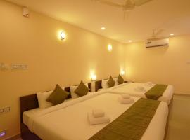 Zion Plaza, hotel near Kochi International Airport - COK,