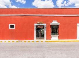 Hotel Rath, hotel en Campeche