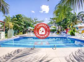 OYO Pousada Recanto Shangrilá, hotel en Cabo Frío
