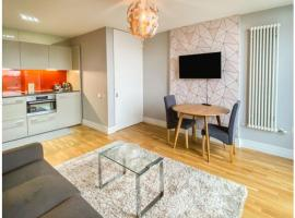 Central Penthouse Flat in Highcross, hotel near King Richard III Visitor Centre, Leicester