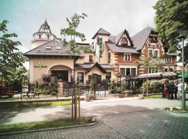 Hotel Salve – hotel w pobliżu miejsca Moszna Castle w mieście Głogówek
