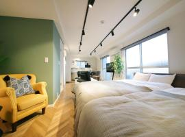 ADAMAS HOTEL, hotel in Tokyo