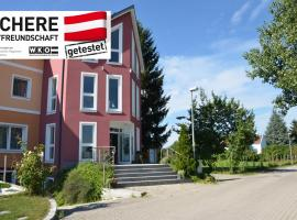 HOTEL MARIA, hotel near Vienna International Airport - VIE, Gramatneusiedl