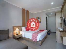 OYO 2166 Elitya Stay, hotel in Sanur