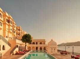 Taj Fateh Prakash Palace Udaipur, отель в Удайпуре