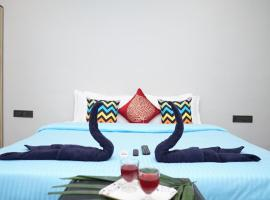 Aroma boutique rooms, hotel in Alibaug