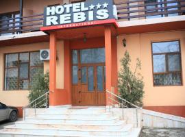 Hotel Rebis, hotel in Brăila