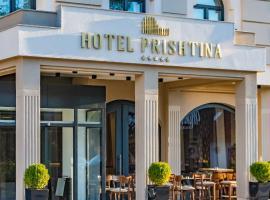 Hotel Prishtina, hotel in Prishtinë