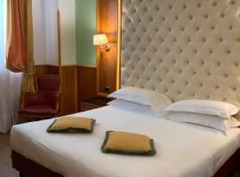 Hotel Vittoria, hotel near Villa Necchi Campiglio, Milan