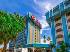 Clarion Inn & Suites Miami International Airport, hotel in Miami