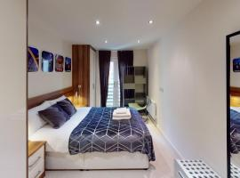 Central Perks Apartment (sleeps 4), apartment in Hull