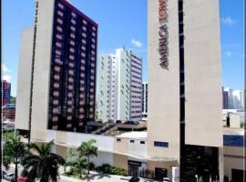 AMERICA TOWER, hotel in Salvador