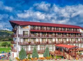 Hotel La Dolce Vita, hotel in Zărneşti