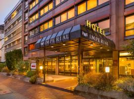 Novum Hotel Imperial Frankfurt Messe, hotel near Senckenberg Natural History Museum, Frankfurt/Main