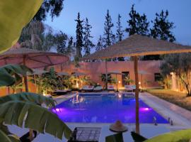 Coco Canel Marrakech, Hotel in der Nähe von: Circuit Moulay El Hassan, Marrakesch