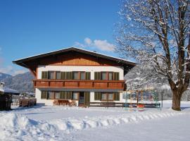 Ferienhaus Resi & Obermoser, Hotel in der Nähe von: Karlift, Kössen